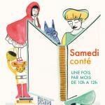 samedi conté à la bibliothèque de Molenbeek-Saint-Jean