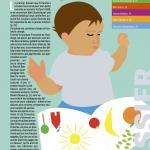 couverture du dossier Citrouille sur la lecture et les bébés